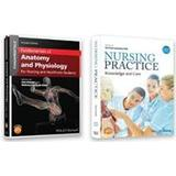 Fundamentals of anatomy & physiology Böcker Fundamentals of Anatomy and Physiology 2e & Nursing Practice 2e Set (Häftad, 2018)