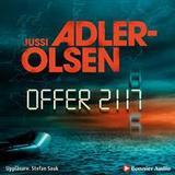Adler olsen offer 2117 Böcker Offer 2117 (Ljudbok nedladdning, 2019)