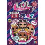 L.o.l surprise! surprise amazing surprise Böcker L.O.L. Surprise! #My Amazing Fun and Play Activity Annual (Häftad, 2019)