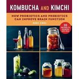 Kimchi och kombucha Böcker Kombucha and Kimchi (Kartonnage, 2019)