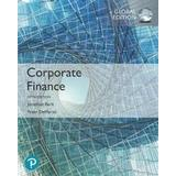 Corporate finance Böcker Corporate Finance plus Pearson MyLab Finance with Pearson eText, Global Edition (Övrigt format, 2019)