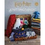 Harry potter knitting magic Böcker Harry Potter: Knitting Magic: The Official Harry Potter Knitting Pattern Book