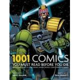 1001 books you must read Böcker 1001: Comics You Must Read Before You Die (Häftad, 2011)
