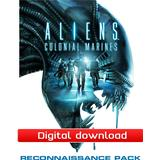 Aliens: colonial marines pc PC-spel Aliens: Colonial Marines - Reconnaissance Pack