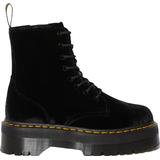 Ankle Boots Dr Martens Jadon Velvet W - Black Velvet