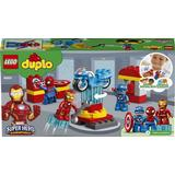 Superhjältar Leksaker Lego Duplo Marvel Super Hero Adventures 10921