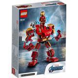 Superhjältar Leksaker Lego Marvel Avengers Iron Man Mech 76140