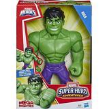Marvel Leksaker Hasbro Marvel Super Hero Adventures Mega Mighties Hulk