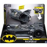 Superhjältar Leksaker Spin Master Batmobile 2-in-1 Vehicle