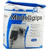 Gipsgjutning Krone-Gips Modellgips Moulding Plaster 5kg