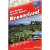 Nya zeeland Böcker Nya Zeeland Atlas Hallwag