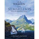 The silmarillion inbunden engelska Böcker The Silmarillion (Inbunden, 2004)