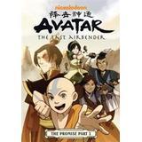 Avatar the last airbender: the promise Böcker Avatar: The Last Airbender# The Promise Part 1 (Häftad, 2012)