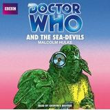 Hulke Böcker Doctor Who and the Sea-Devils (Classic Novels)