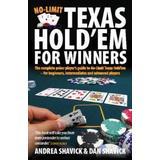 Texas hold em Böcker No Limit Texas Hold 'em for Winners