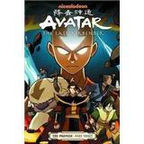 Avatar the last airbender: the promise Böcker Avatar - the Last Airbender 2 (Pocket, 2012)