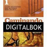 Caminando 1 Böcker Caminando 1 (Reviderad) Lärobok Digitalbok ljud