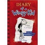Diary of a wimpy kid böcker Diary of a Wimpy Kid (Inbunden, 2007)