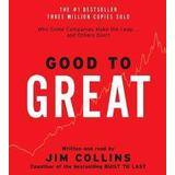 Jim collins good to great Böcker Good to Great CD: Good to Great CD