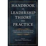 Leadership theory and practice Böcker Handbook of Leadership Theory and Practice (Inbunden, 2010)