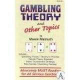 David mason Böcker Gambling Theory and Other Topics (Häftad, 1999)