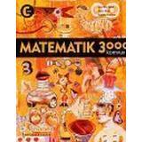 Matematik c Böcker Matematik 3000: matematik tretusen: komvux. Kurs C (Häftad, 2001)