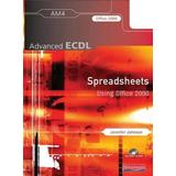 Ecdl Böcker Advanced ECDL AM4 Spreadsheets for Office 2000