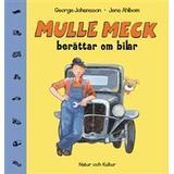 Mulle meck Böcker Mulle Meck berättar om bilar (E-bok, 2011)