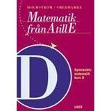 Matematik d Böcker Matematik från A till E Kurs D (Häftad, 2002)