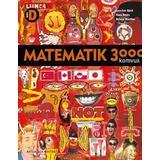 Matematik d Böcker Matematik 3000: matematik tretusen: komvux. Kurs D (Häftad, 2001)