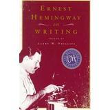 Ernest hemingway Böcker Ernest Hemingway on Writing (Pocket, 1999)