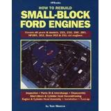 Tom ford böcker How to Rebuild Small-Block Ford Engines (Pocket, 1979)