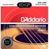 Strängar D'Addario EXP17