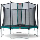 Studsmatta Berg Favorit 270cm + Safety Net Comfort