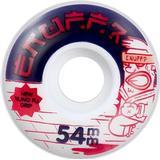 Skateboard Enuff Peacekeeper Kung Fu 54mm 55D 4-pack