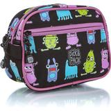 Pick & Pack Monster Toiletry Bag - Black