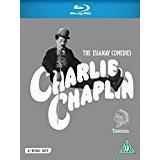 Charlie Chaplin: The Essanay Comedies [Blu-ray]