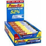 Kosttillskott PowerBar Protein Plus 52% Proteinbar Cookies & Cream 50g 20 st