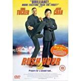 Rush Hour DVD-filmer Rush Hour 2 [DVD] [2001]