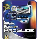Rakblad & Rakbladskassetter Gillette Fusion ProGlide 8-Pack