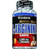 Aminosyror Weider L-Arginine Caps 100 st