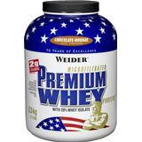 Kosttillskott Weider Premium Whey Protein Chocolate-Nut 2.3kg