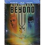 Star Trek Beyond Blu-ray Star Trek Beyond 3D Includes 2D Version - Limited Edition Steelbook Blu-ray