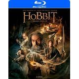 Hobbit smaugs ödemark Filmer Hobbit 2 - Smaugs ödemark (2Blu-ray) (Blu-Ray 2013)