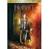 Hobbit smaugs ödemark Filmer Hobbit 2 - Smaugs ödemark (2DVD) (DVD 2013)