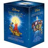 Disney dvd box Filmer Disney Blu-ray Box 2014 - 7 filmer (7Blu-ray) (Blu-Ray 2015)