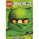Ninjago dvd Filmer Ninjago 1 (DVD) (DVD 2012)