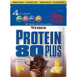 Weider Protein 80 Plus Brownie Double Choc 500g