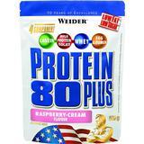 Protein Weider Protein 80 Plus Raspberry Cream 500g