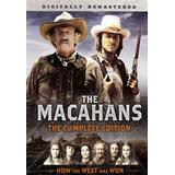 Filmer Familjen Macahan: Complete (Ltd/Rem) (14DVD) (DVD 2012)